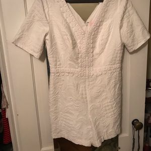 White romper. Never worn